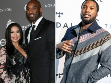 Meek Mill Says He Apologized To Vanessa Bryant After She Called Him Out Over 'Disrespectful' Kobe Bryant Lyric
