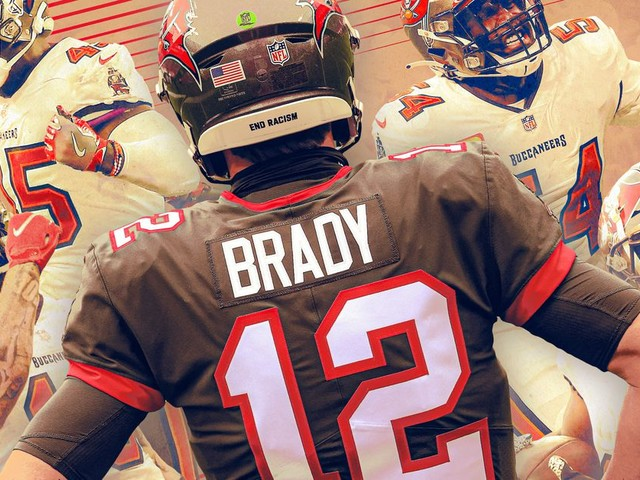 Tom Brady's Supporting Cast Is the Key to the Bucs Winning It All—Just As It Was Intended