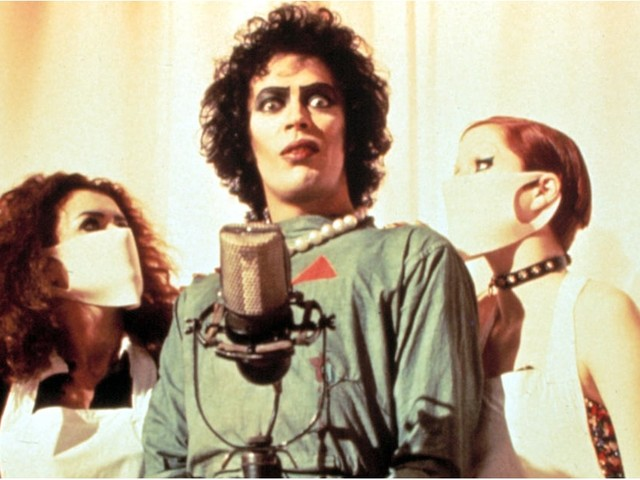All the Inspiration You Need For Your Rocky Horror Picture Show Halloween Costume