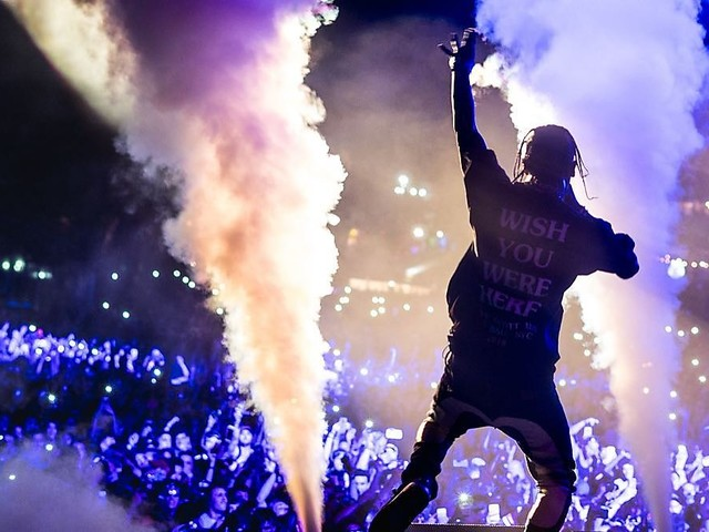 Here's what you can and can't bring to Travis Scott's Astroworld Festival