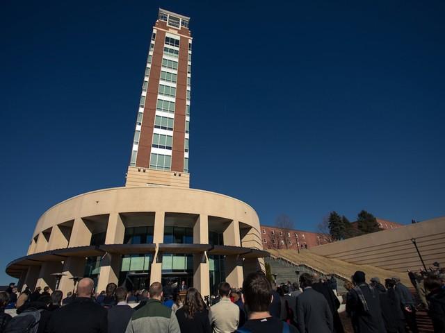 Liberty University cuts divinity faculty