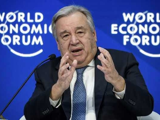 Deeply Concerned By Fires, Amazon Must Be Protected: UN Chief