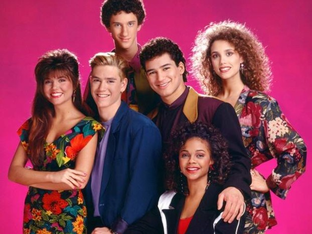 Celebrate Tiffani Thiessen's Birthday with Her Best Kelly Kapowski Saved by the Bell Moments