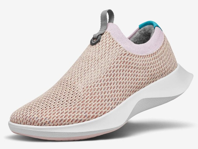 Allbirds Launched An Eco-Friendly Laceless Running Shoe