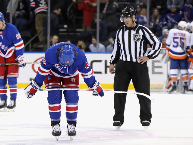 Rangers' lack of urgency makes playoff dream harder to fathom