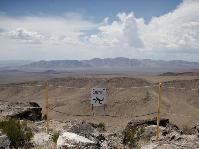 Nevada: Feds should restudy seismic risk at nuke dump site