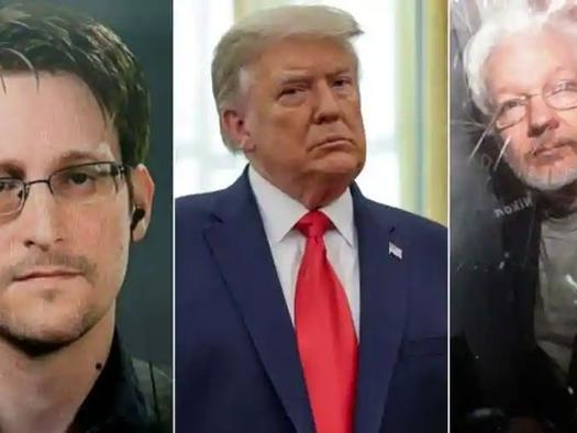 Snowden And Assange: There Is Still Time For Trump To Do The Right Thing