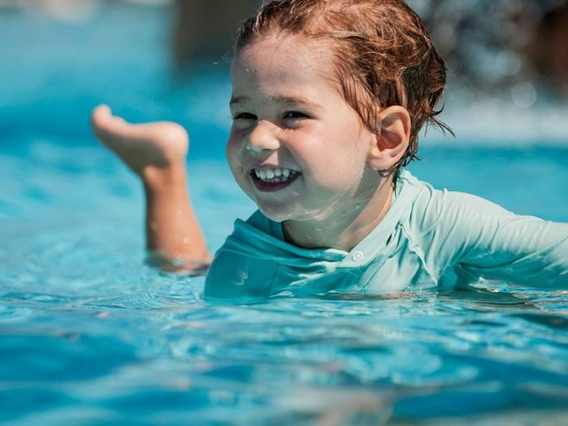 Swim Lessons Won't Keep Your Toddler From Drowning