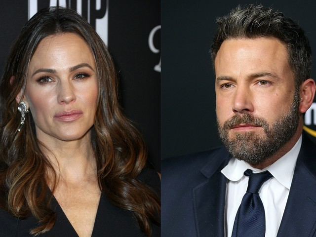 Ben Affleck And Jennifer Garner 'In All-Out War' With Each Other?
