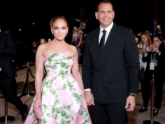 Did Jennifer Lopez And Alex Rodriguez Get Married In Mexico?