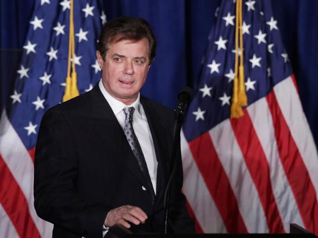 Report: Paul Manafort Planned on Providing Russian Billionaire With Campaign Updates