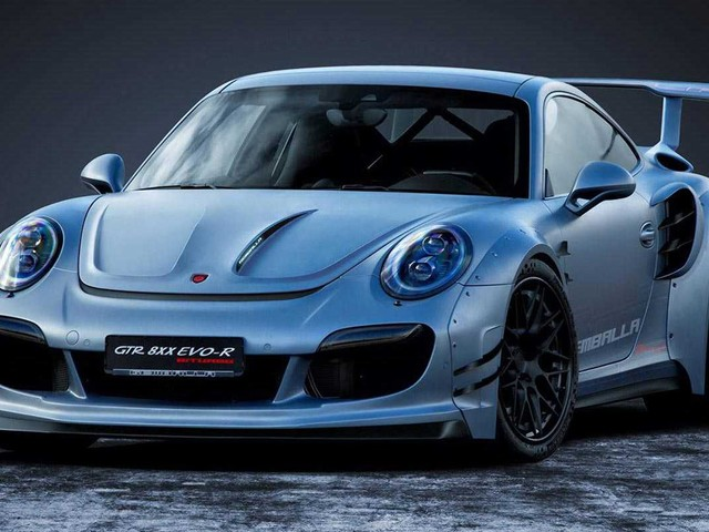 Gemballa's GTR 8XX EvoR BiTurbo Has 807 HP And Killer Looks