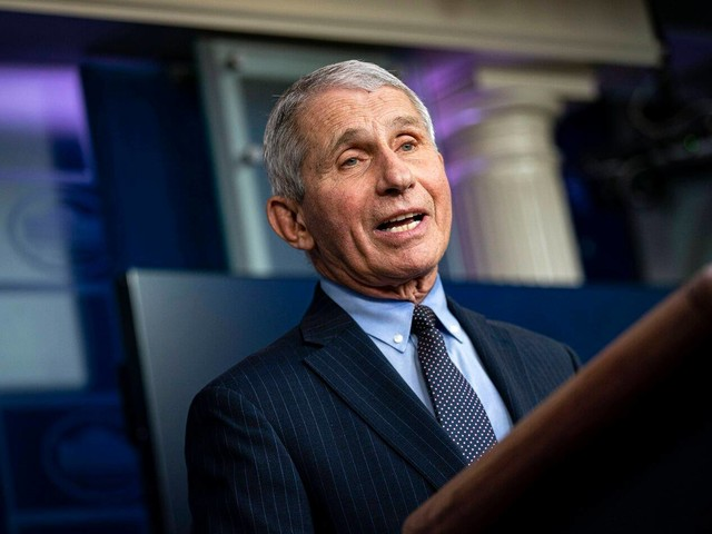 Dr. Fauci just gave people another reason to hurry and get their coronavirus vaccines