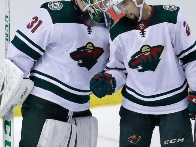 How did the Wild pull itself back from the brink and into playoff contention?
