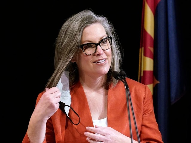 Arizona's top elections official Katie Hobbs announces run for governorship amid ongoing election audit