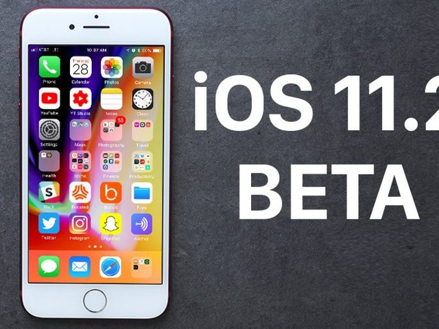 Apple Seeds Fourth Beta of iOS 11.2 to Developers [Update: Public Beta Available]