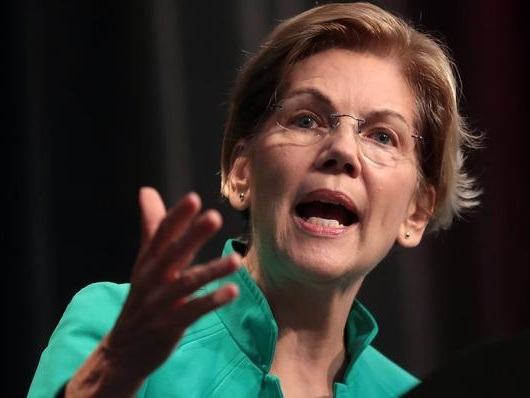 "Pat Buchanan: ""Will 'Sexist' White Males Derail Warren?"""