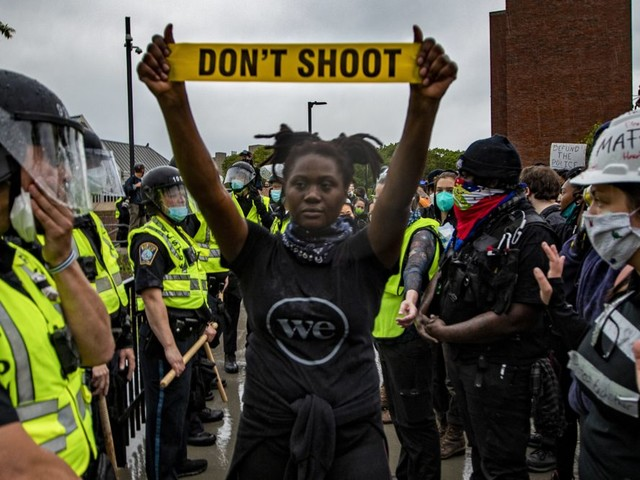 Professor Imani Perry Looks At Police Violence Through Lens Of History