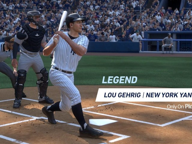 MLB The Show 19 Introduces the Iron Horse, Lou Gehrig