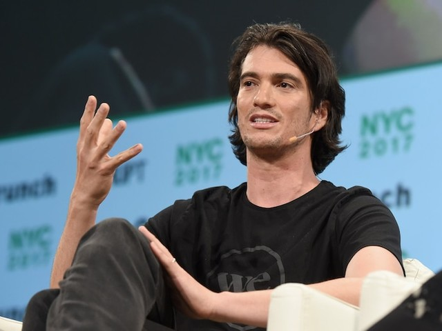 WeWork reportedly might slash its valuation below $20 billion, or even postpone its IPO