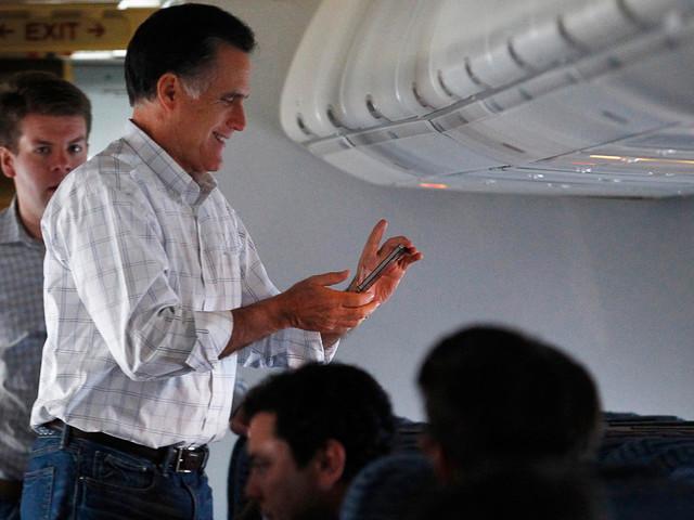Mitt Romney admits to secret 'Pierre Delecto' Twitter account