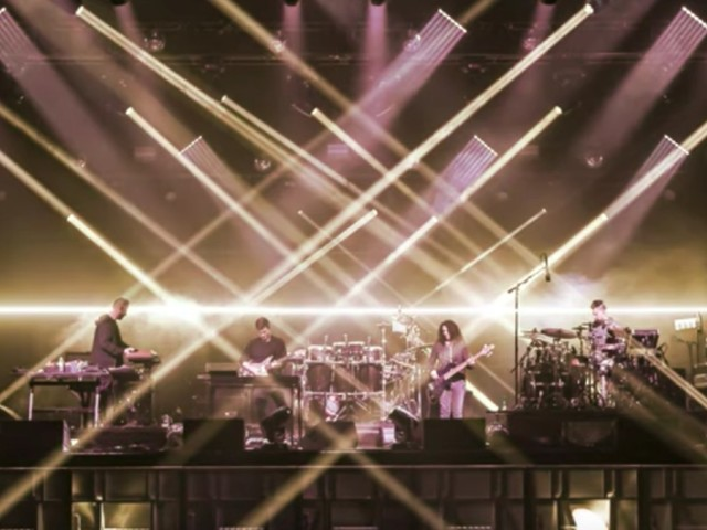 STS9 Starts 'Visions Tapes' Series With 'When The Dust Settles Reprise' > 'Tooth'