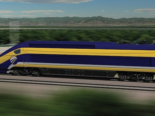 California Sues to Protect Its Federal Bullet Train Pork