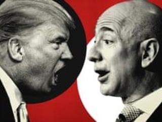 Trump-Bezos Round 2: Amazon Faces Broad Antitrust Probe Of Cloud Business