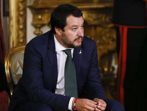 Italy: Salvini Down But Not Out