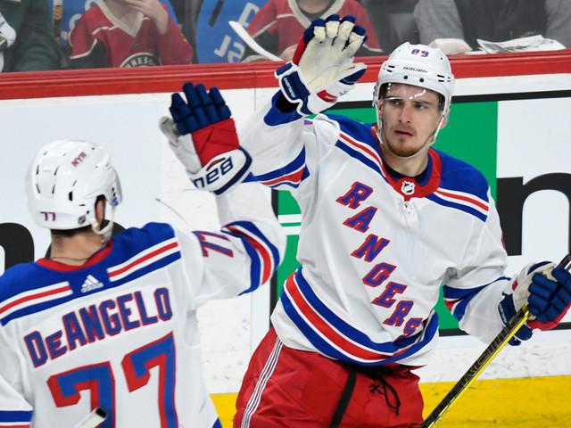 David Quinn calls out Rangers' anemic power play
