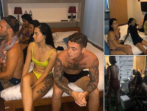 Police catch British tourists at 'drug-fuelled' party with Thai girls amid covid-19 lockdown