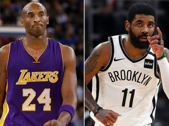 Nets' Kyrie Irving sitting out Knicks game to mourn Kobe Bryant