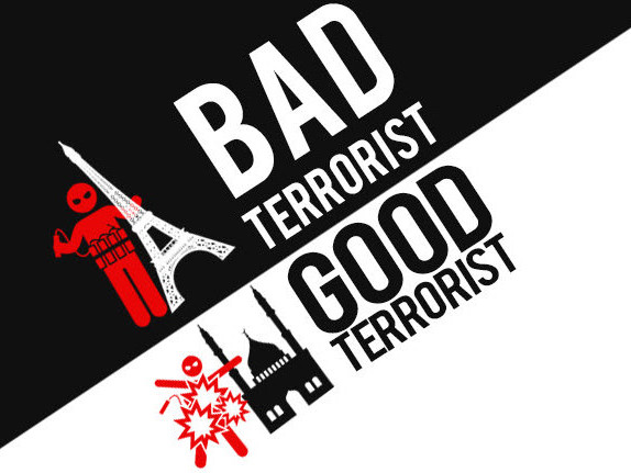 """Washington's """"Good Terrorists, Bad Terrorists"""" Policy In Middle East"""
