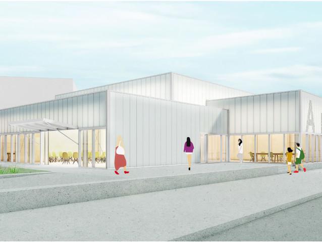 Plans for Allston ArtLab Move Forward