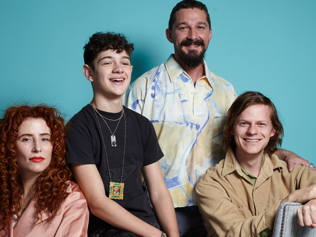 Shia LaBeouf Gets To The Heart Of 'Honey Boy' – The Contenders London Video