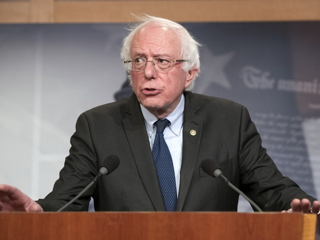 Bernie Sanders, 77, announced his 2020 presidential run, because UGH