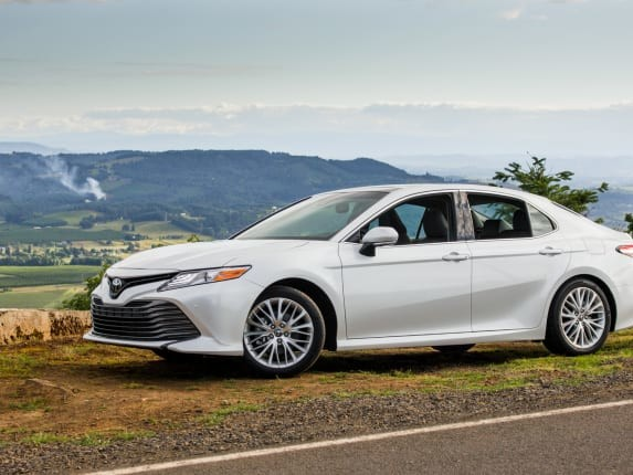 2018 Toyota Camry Video Review