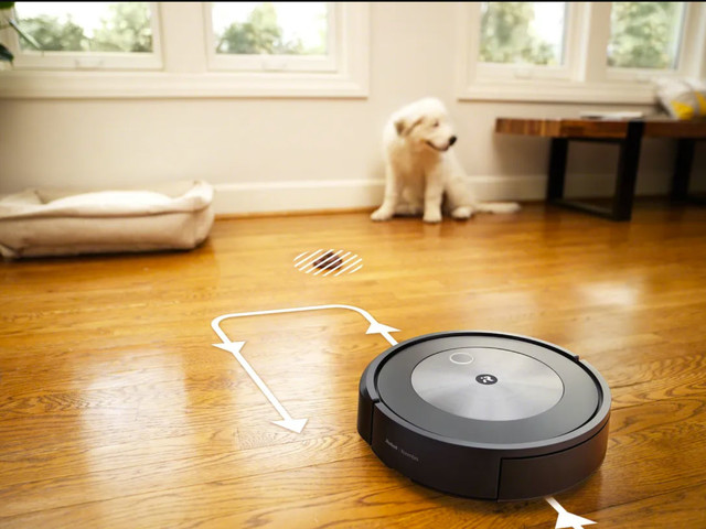 iRobot's New Roomba Is Now Smart Enough To Avoid Dog Poop