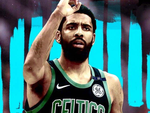 This is what 'Playoff Kyrie' actually means