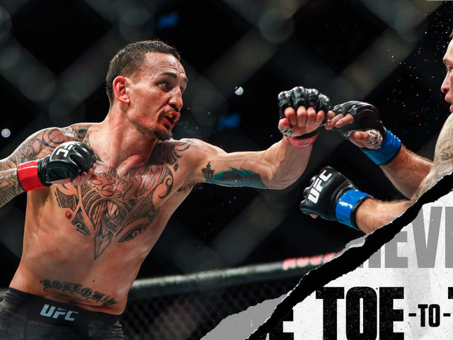 UFC 245: Max Holloway vs. Alexander Volkanovski Toe-to-Toe Preview