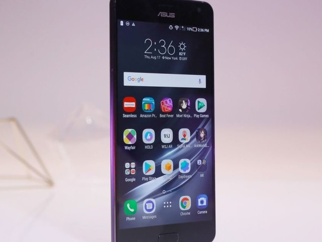 ASUS ZenFone AR review: A 'better' Tango phone doesn't mean much