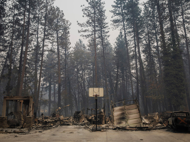 Rain is coming to California as wildfires continue to rage