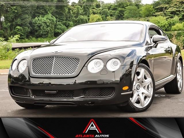 2006 Bentley Continental--GT