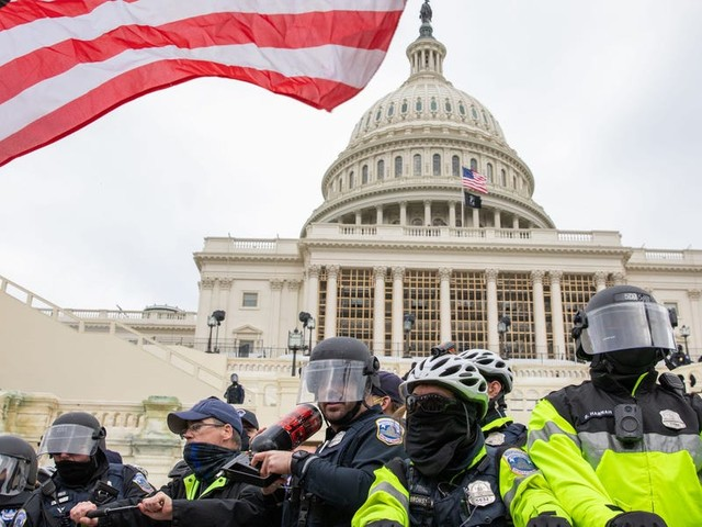 House passes a bill to create a bipartisan commission to investigate the January 6 insurrection