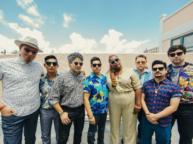 Houston band The Suffers' gear and trailer stolen in Dallas
