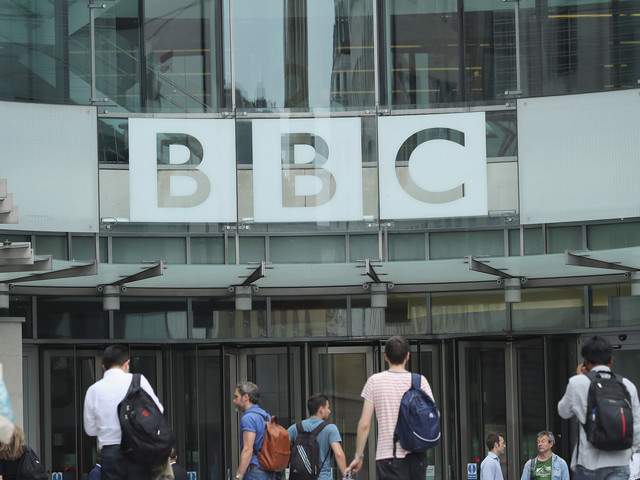 The BBC's Gender Pay Gap Mirrors The Nationwide Chasm In Men And Women's Earnings