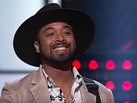 Nelson Cade III: 5 Things To Know About 'The Voice' Contestant Who Gets A 4-Chair Turn