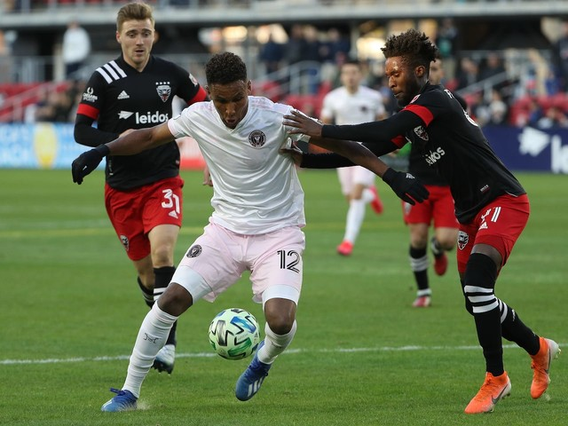 D.C. United exercises options on four regulars, cuts ties with three players