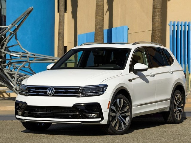 2018 Volkswagen Tiguan Gets a Sporty R-Line Package