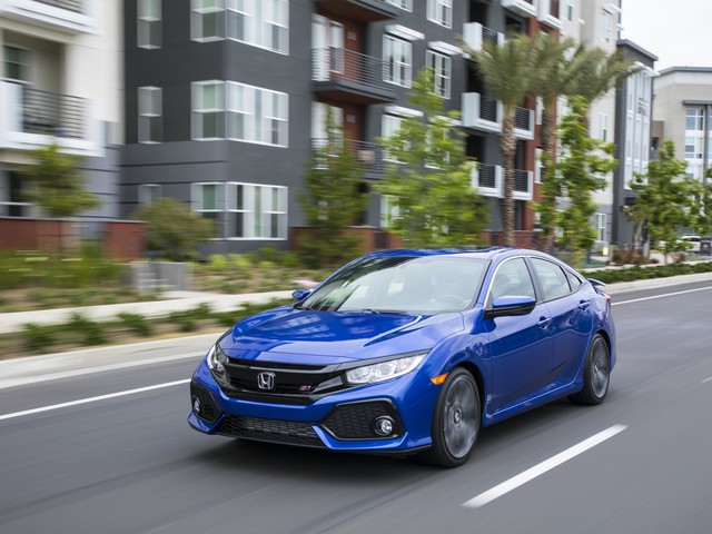 Car of the Month: 2017 Honda Civic Si